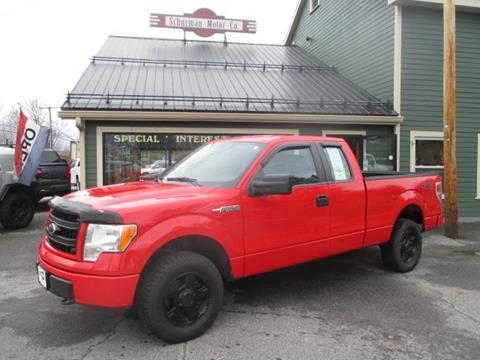 2014 Ford F-150 for sale in Lancaster, NH