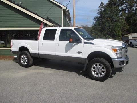 2012 Ford F-350 Super Duty for sale in Lancaster, NH