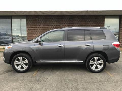2012 Toyota Highlander for sale in Springfield, IL
