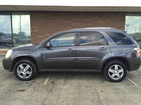 2007 Chevrolet Equinox for sale in Springfield, IL