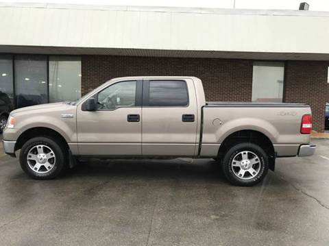 2005 Ford F-150 for sale in Springfield, IL