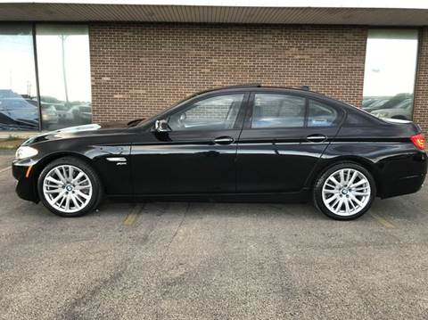 2011 BMW 5 Series for sale in Springfield, IL