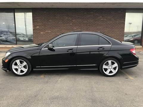2010 Mercedes-Benz C-Class for sale in Springfield, IL