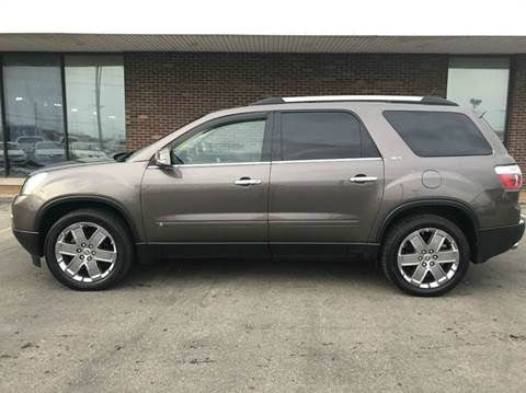 2010 GMC Acadia for sale in Springfield, IL
