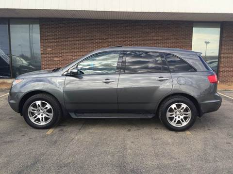 2007 Acura MDX for sale in Springfield, IL