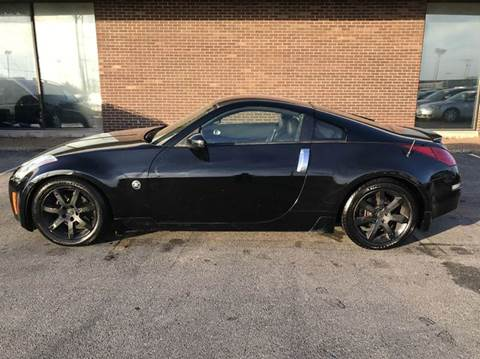 2003 Nissan 350Z for sale in Springfield, IL
