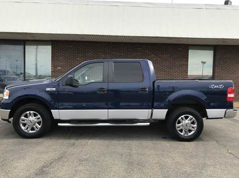 2007 Ford F-150 for sale in Springfield, IL