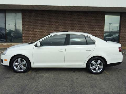 2008 Volkswagen Jetta for sale in Springfield, IL