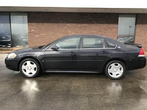 2008 Chevrolet Impala for sale in Springfield, IL