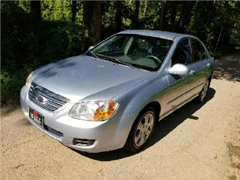 2007 Kia Spectra for sale in Marietta, GA