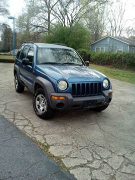 2003 Jeep Liberty for sale in Marietta, GA