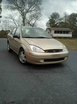 2000 Ford Focus for sale in Marietta, GA