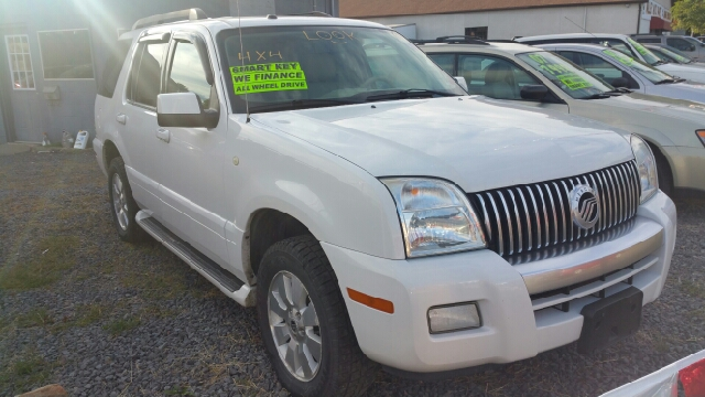 2006 Mercury Mountaineer Luxury Awd 4dr Suv In Moosic Pa