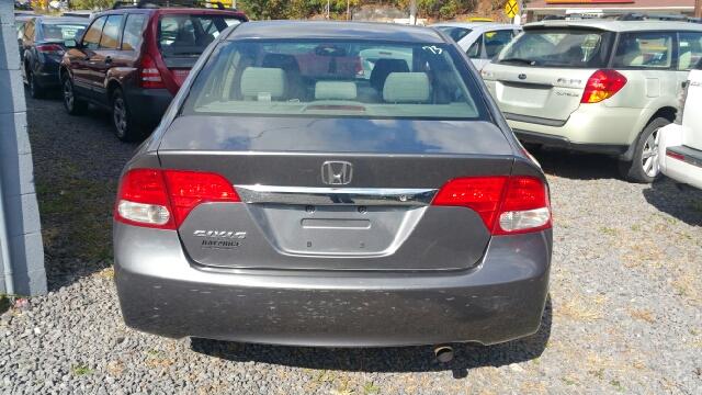 2009 Honda Civic Dx Vp 4dr Sedan 5a In Moosic Pa Prime Auto Group