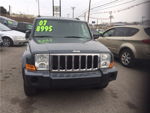 2007 Jeep Commander for sale in Moosic, PA