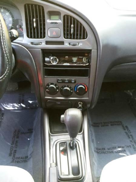 2005 Hyundai Elantra GLS 4dr Sedan - Pompano Beach FL