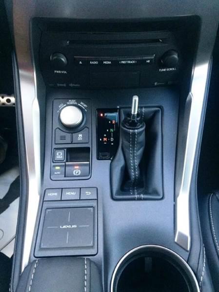2015 Lexus NX 200t F SPORT 4dr Crossover - Pompano Beach FL
