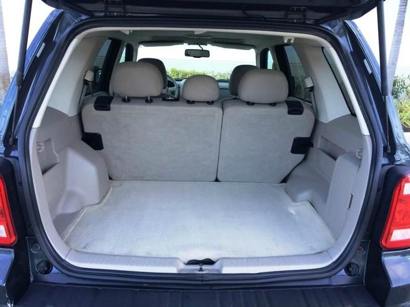 2008 Ford Escape AWD XLT 4dr SUV V6 - Pompano Beach FL