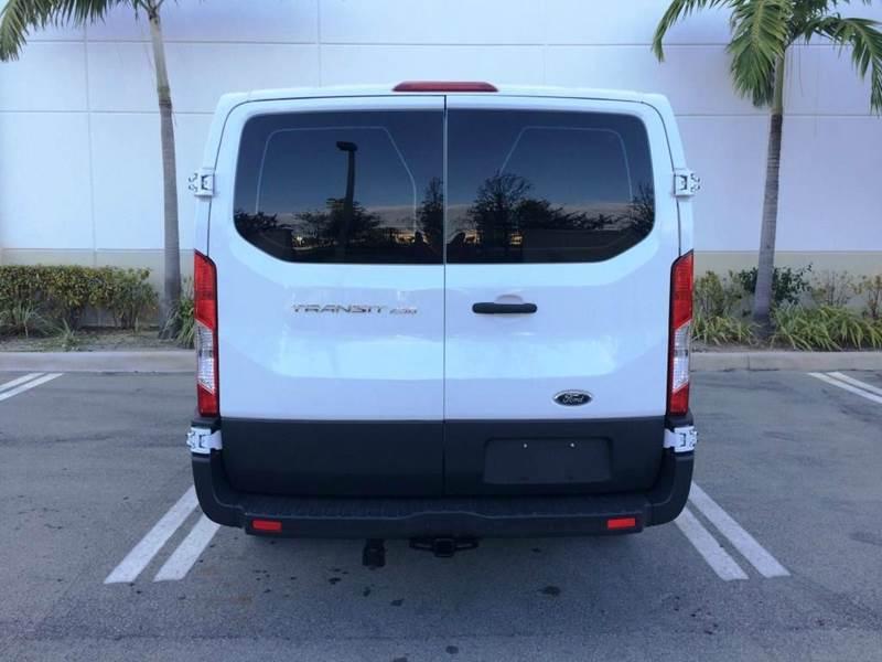 2015 Ford Transit Cargo 250 3dr SWB Low Roof Cargo Van w/60/40 Passenger Side Doors - Pompano Beach FL
