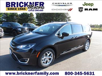 2017 Chrysler Pacifica for sale in Marathon, WI