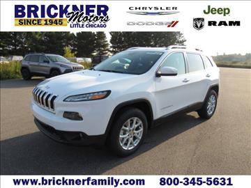 2018 Jeep Cherokee for sale in Marathon, WI