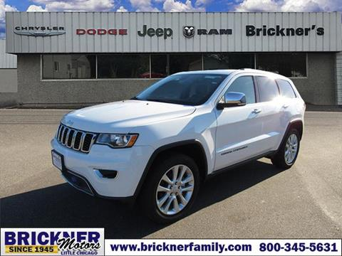 2017 Jeep Grand Cherokee for sale in Marathon, WI