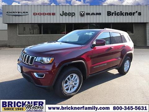 2018 Jeep Grand Cherokee for sale in Marathon, WI