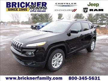 2017 Jeep Cherokee for sale in Marathon, WI