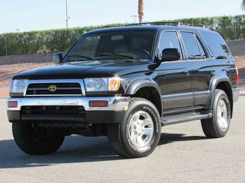 1997 toyota 4runner limited 4dr 4wd suv ebay. Black Bedroom Furniture Sets. Home Design Ideas
