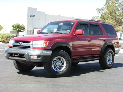 2001 Toyota 4Runner for sale in Las Vegas, NV