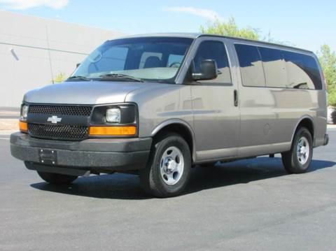 2006 Chevrolet Express Passenger for sale in Las Vegas, NV
