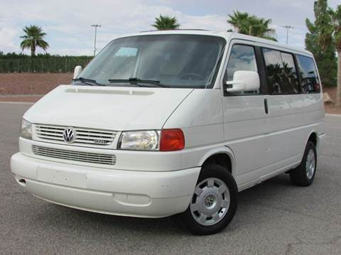 1999 Volkswagen EuroVan for sale in Las Vegas, NV