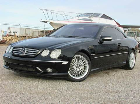 2004 Mercedes-Benz CL-Class for sale in Las Vegas, NV