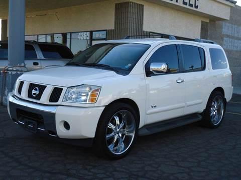 2006 Nissan Armada for sale in Las Vegas, NV