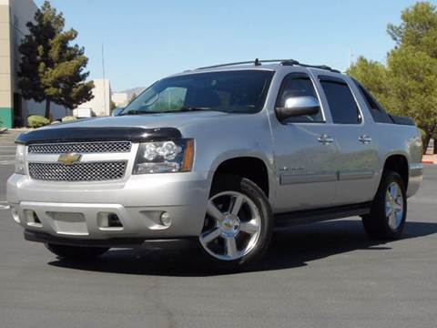 2011 Chevrolet Avalanche for sale in Las Vegas, NV