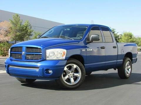 2008 Dodge Ram Pickup 1500 for sale in Las Vegas, NV