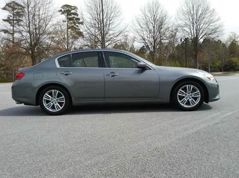 2010 Infiniti G37 Sedan for sale in Roswell, GA