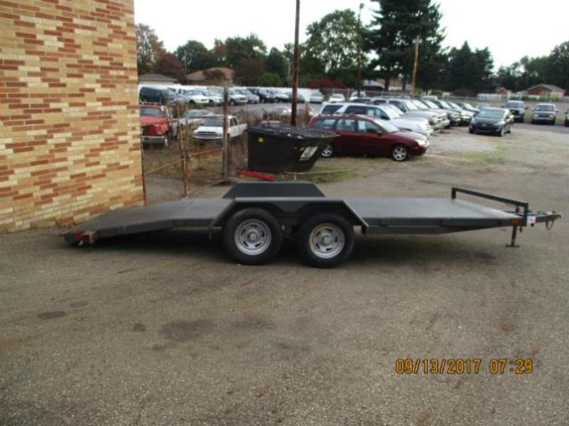2011 Liberty TRAILER  DUALLY