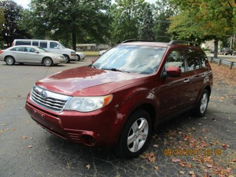 2009 Subaru Forester for sale in Canton, OH