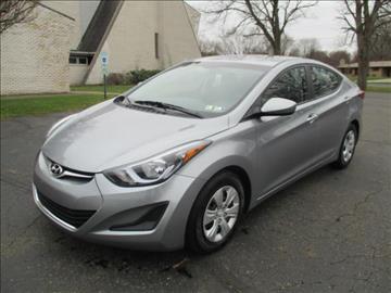 2016 Hyundai Elantra for sale in Canton, OH