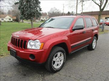 2005 Jeep Grand Cherokee for sale in Canton, OH