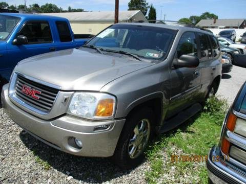 2002 GMC Envoy for sale in Canton, OH