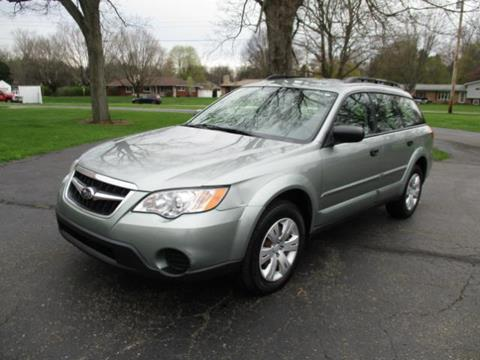 2009 Subaru Outback for sale in Canton, OH