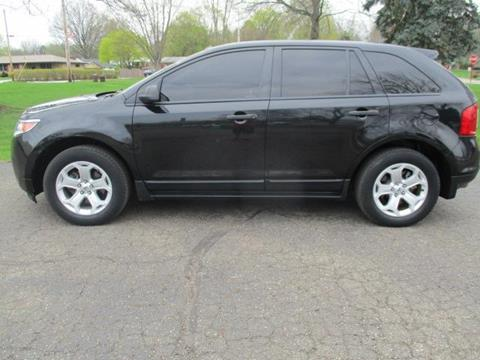 2013 Ford Edge for sale in Canton, OH