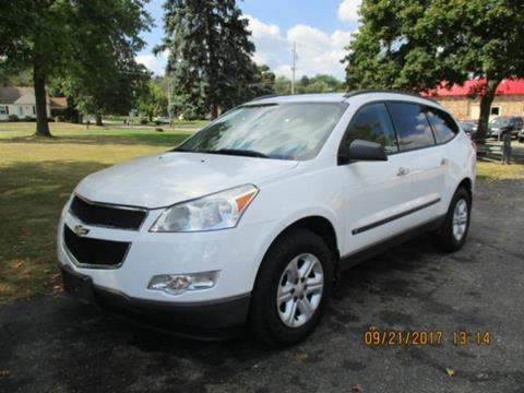 2010 Chevrolet Traverse for sale in Canton, OH