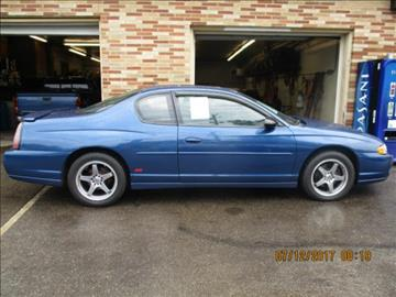2004 Chevrolet Monte Carlo for sale in Canton, OH