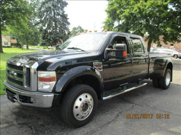 2008 Ford F-450 Super Duty for sale in Canton, OH