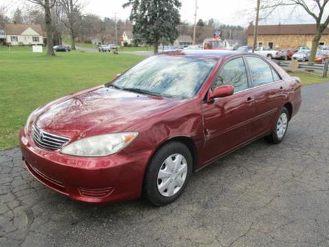 2005 Toyota Camry for sale in Canton, OH