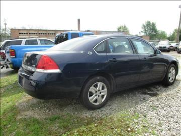 2007 Chevrolet Impala for sale in Canton, OH
