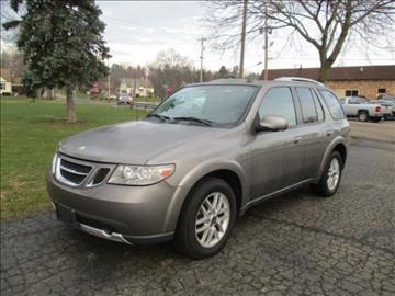 2008 Saab 9-7X for sale in Canton, OH